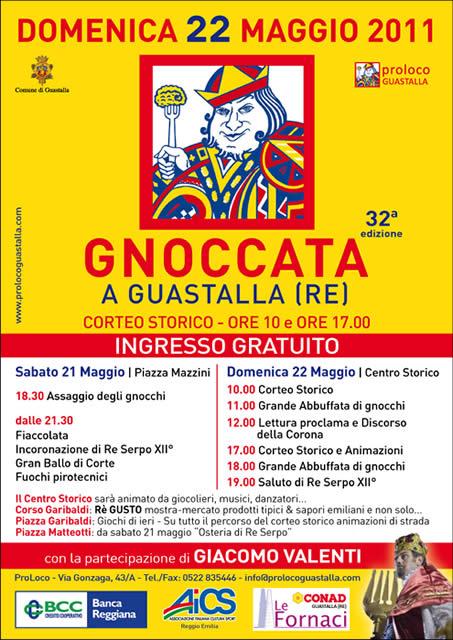 Gnoccata 2011